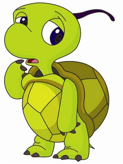 平台-可爱的小乌龟