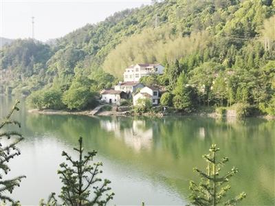 绍兴高山生态旅游景点