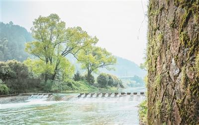 武义可以玩水的风景区